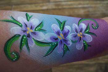 body art painted designs2
